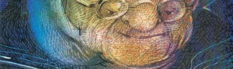 La abuela tejedora