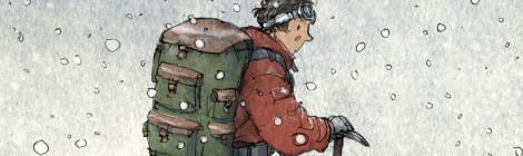 Otto, el niño que llegó con la nieve