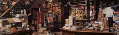 La librería de Harry Potter