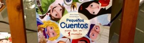 """Presentación de """"Pequeños cuentos para leer en un minuto"""""""