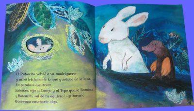 topo conejo