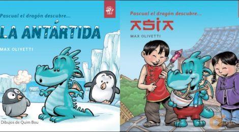 Pascual el dragón descubre el mundo