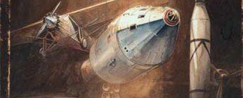 Armstrong. El increíble viaje de un ratón a la Luna