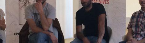 Entrevista Vincenzo del Vecchio y Marino Amodio - Terráneo