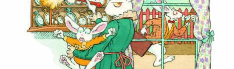 La esposa del Conejo Blanco